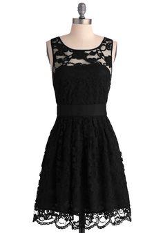 BB Dakota When the Night Comes Dress | Mod Retro Vintage Dresses | ModCloth.com   #modcloth #partydress