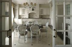#Kitchen Idea of the Day: Traditional White Kitchen