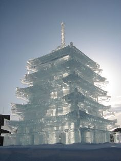 Ice Castle by SteFou!, via Flickr
