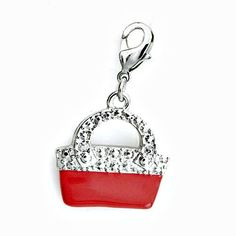 "OH SO CHARMING! - RED HANDBAG 1 x 1""        http://www.celebratinghome.com/PWPShowProduct.ashx?ProgramProductId=11223=281"