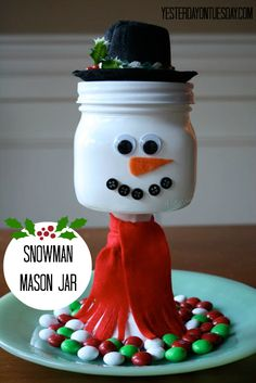 25 Mason Jar Crafts | Yesterday On Tuesday