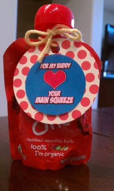 this would be cute for a toddler/baby daycare vday gift! or corbin :P