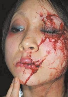 RELIGION OF PEACE NEWS ~ Saudi Arabia: Officials Sew Mouth and Eye Shut of a Young Girl Who Professed '..Jesus as Her Saviour..'   Christian News  Monday, April 7, 2014 11:40