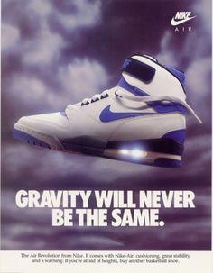 Nike Air advertisement #sneakers