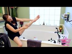 Sharp Ladies Shaving: How to Shave legs, ankles and knees safely with a DE razor