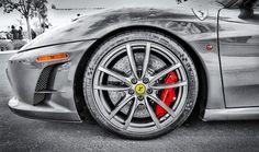 Ferrari 430 Scuderia Wheel