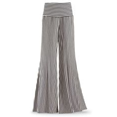 Black Striped Pants - New Age, Spiritual Gifts, Yoga, Wicca, Gothic, Reiki, Celtic, Crystal, Tarot at Pyramid Collection