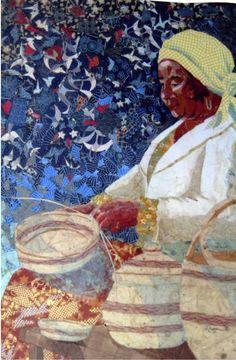 """Gullah Lady"" by Dixie Dugan"