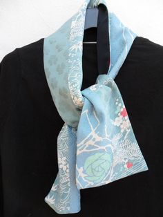 new kimono silk scarf