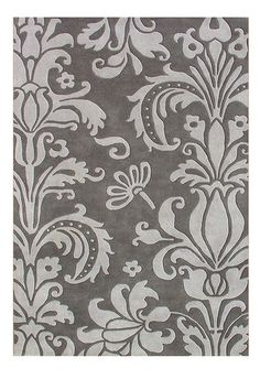Horizon Rug - Handmade New Zealand Wool Metro Collection Rug - Light/Dark Grey