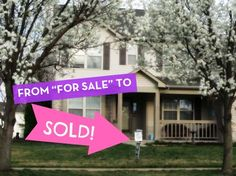 Tips for selling your home!