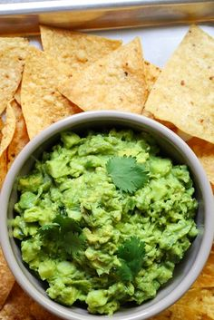Happy National Guacamole Day! Here's the guac recipe that will change your life forever