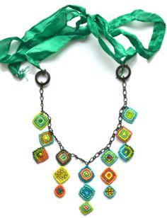 Uses seed beads