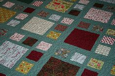shiner view, bees, squares, patterns, quilt design