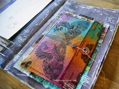france papillon: Journal on Monday