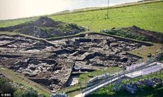 'Discovery of a lifetime': Stone Age temple found in Orkney is 800 years older than Stonehenge - and may be more important  The site contains 100 buildings, forming a 'temple precinct'  Stonehenge may not have been the centre of Neolithic culture after all  It could take decades to fully explore and examine  By TED THORNHILL  Last updated at 3:09 PM on 2nd January 2012
