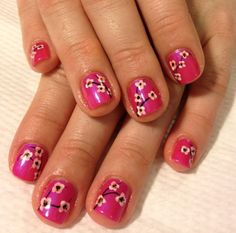 more blossom nails