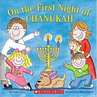 4 Great Books about #chanukah for kids