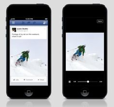 Facebook Figures Out A New Way To Annoy: Autoplaying Videos (And Video Ads) | Cult of Mac