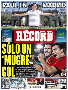 México y Guadalajara 11- septiembre del 2014 - RÉCORD