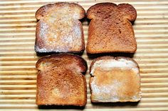 Perfect Cinnamon Toast: Did you know there's a right way and a wrong way to make it? It's true! Don't make it the wrong way...