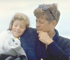 Day 6 Favorite Kennedy Story Caroline liked for her dad to tell her stories so he made up stories to tell her. He told her that there was a...