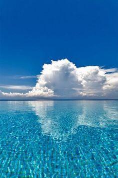 Ocean Floor, Australia. (artist unknown)