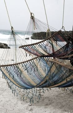 ⭐ sand, dream, sea, beach, swing, place, hammock