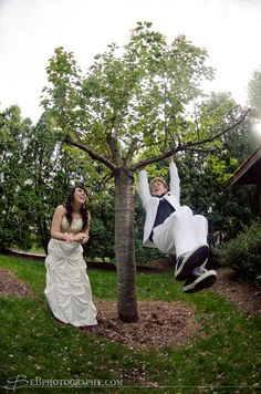 Cute fun prom photo I could totally see Kyle and Nick doing this!