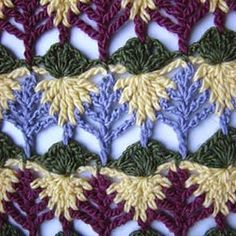 Interesting stitch