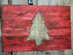 Barnwood Christmas decorations