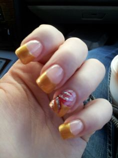Fsu nails (: