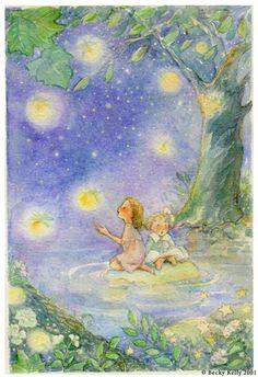 fireflies - Becky Kelly