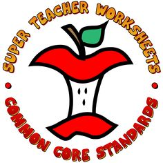 STW is in the process of aligning all of our worksheets to the Common Core Standards Initiative! Visit our Common Core Standards page for all the details.