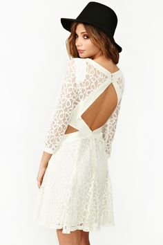 Lace Dress, oh yes!
