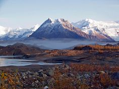 Wrangell St. Elias National Park And Preserve Alaska