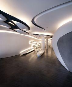 Zaha Hadid Architects.