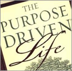 Purpose of a driven life worth read, home libraries, driven life, book, life changing, rick warren, christian living, gods will, purpos driven