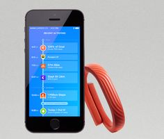Jawbone announces UP24, a fitness tracker that pushes you to go the extra mile