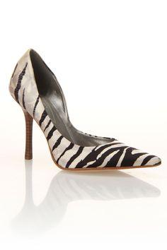 Guess In Zebra