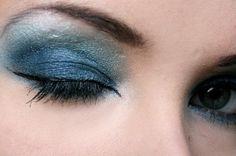 Halloween Eye Make-up