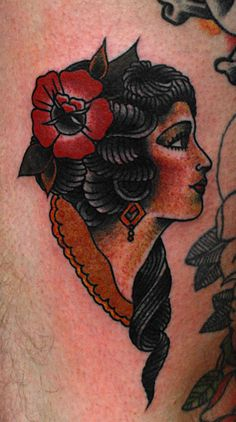 30 day cdc tumblr for Sailor jerry gypsy tattoo