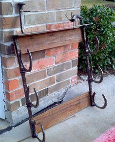 nice gun rack