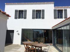 Grande maison d'architecte familiale + confortable centre village proche plages - Ile de Noirmoutier | Abritel 12 personnes entre 1800 et 2200€ HS