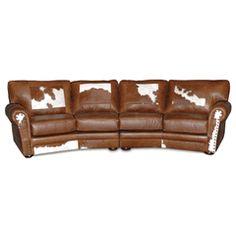 Canyon Ridge Conversation Sofa