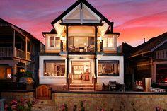 Beach house, Newport Beach, CA. Click to peek inside.