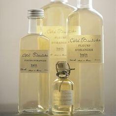 Orange Blossom bath & shower gel byCôté Bastide