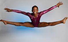 Gabby Douglas gymnast gymnastics  USA #KyFun m.11.43  moved from @Kythoni Aly, Gabby, Kyla, Jordyn (Raisman, Douglas, Ross, Wieber) board http://www.pinterest.com/kythoni/aly-gabby-kyla-jordyn-raisman-douglas-ross-wieber/