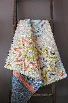 brown needl, color, quilt patterns, background, quilts, starburst quilt, clean lines, finish starburst, vintage style
