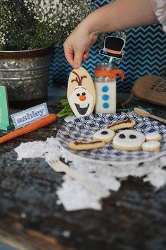 Disney's Frozen Birthday Party with So Many Cute Ideas via Kara's Party Ideas KarasPartyIdeas.com #FrozenParty #Frozen #Disney